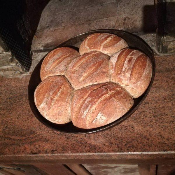 Хлеб испод сача